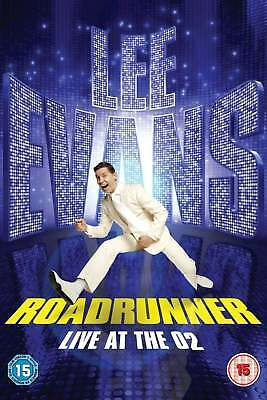 Lee Evans - Big (2008)  and Roadrunner (2011) 2 Concerts Live At The O2  DVD