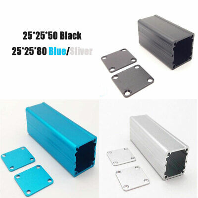 3 kinds Aluminum Project Box Enclosure Case Electronic DIY Instrument Case New