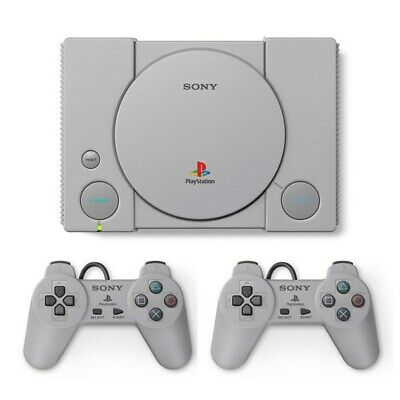 Sony PlayStation Classic Console Loot Brand New Sealed FREE POSTAGE