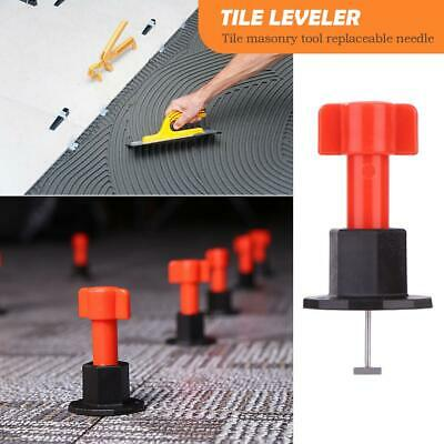 75pcs/set TilePRO Reusable Anti-Lippage Tile Leveling System Locator Spacer Tool