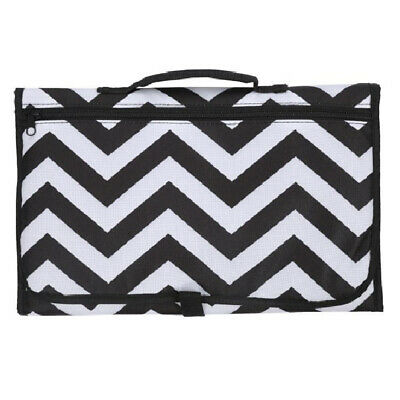 NEW Toddler Nappy Diaper Changing Clutch Mat Foldable Pad Handbag Wallet Style