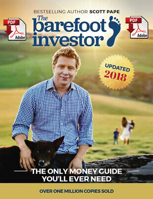 The Barefoot Investor (2018 edition) - Scott Pape, Epub or PDF Download