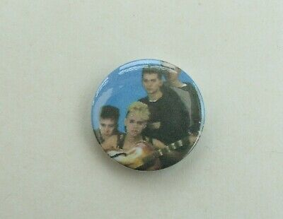 Depeche Mode badge - colour photo of the group