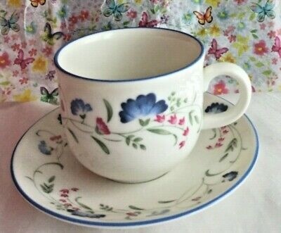 Royal Doulton Expressions Windermere Cup and Saucer set (6 sets available)