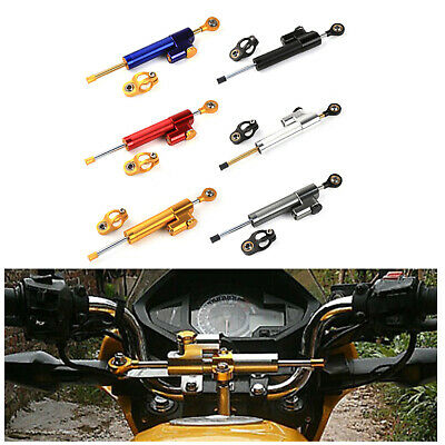 Motorcycle Stabilizer Linear Reversed Safety Control Steering Damper For Benelli