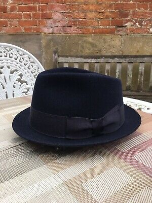 fb7676095 LOCK AND CO Trilby - 57 - £55.00 | PicClick UK
