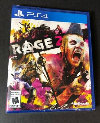 Rage 2 (PS4) NEW