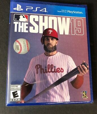 MLB The Show 19 (PS4) NEW