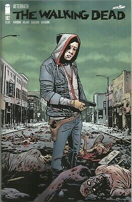 Walking Dead #192 First Printing