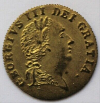 A 1797 (Dated) In Memory Of The Good Old Days Gambling Token -  (A)