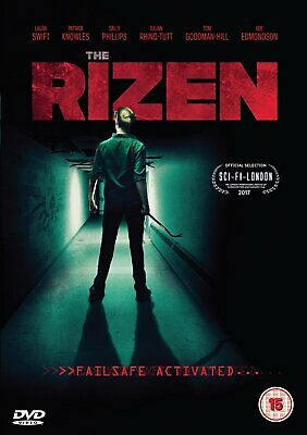 The Rizen DVD - Sci-Fi Movie (2017) - New and Sealed Action Horror Sci-Fi Movie
