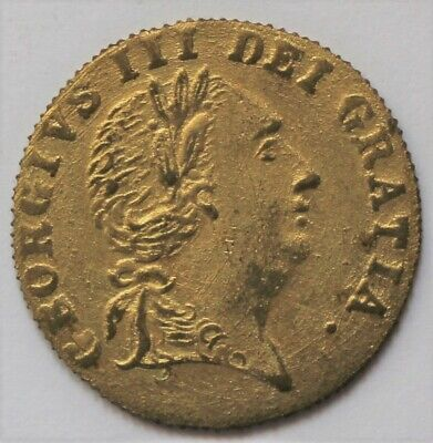 A 1797 (Dated) In Memory Of The Good Old Days Gambling Token -  (H)