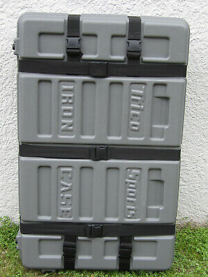 TRICO SPORTS IRON Case bike box for bike travel & shipping with 3 foam  inserts
