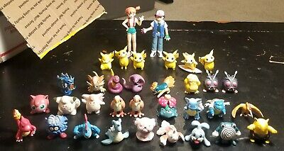 "Pokemon TOMY - Authentic 1998 2"" Figures - Many to Choose From!"