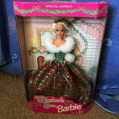 Barbie Doll Winters Eve Special Edition 1994