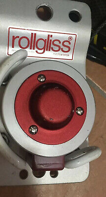 Rollgliss R300 Closed System Pump Rescue & Safety System. Sistema Di discesa