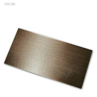 Platine 200 x 100 mm Stripboard Copper Cu Leds
