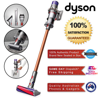 New Dyson Cyclone V10 Absolute Plus Cordless Handstick Vacuum Cleaner AU Stock