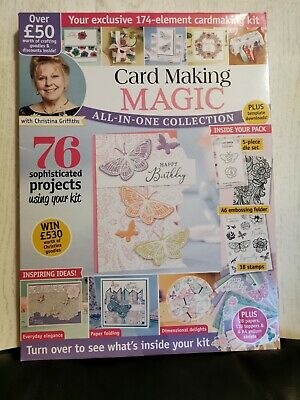 Card Making Magic All In One Collection  New