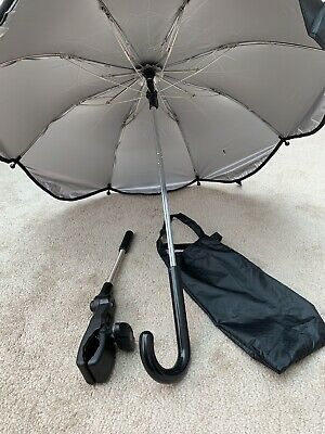 My Buggy Buddy Uv Stroller Parasol With Umbrella Handle - New
