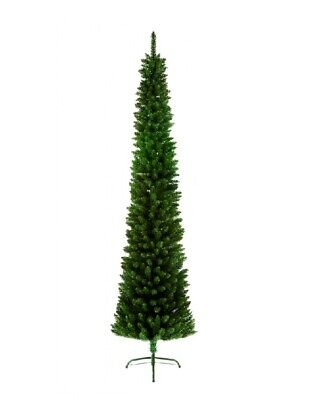 Christmas Tree Green Pencil Pine Slim Tree - 200 CM