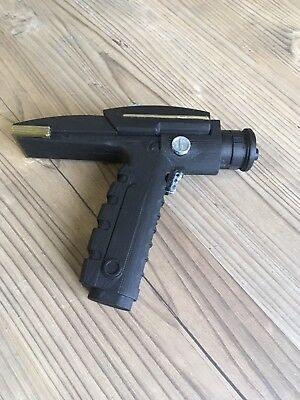 Disco Star Trek Phaser Unpainted, Needs Assembly- free Postage