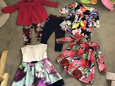 Ted Baker Baby Girl Bundle 12-18 Months