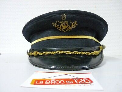 Ancienne casquette POLICE OBSOLETE.