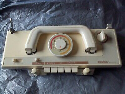Brother Kh 910 Knitting Machine Main Carriage  Only As Per Photos