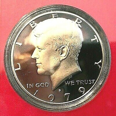 1995-S Silver Proof Kennedy Half Dollar Gem Proof Deep Cameo