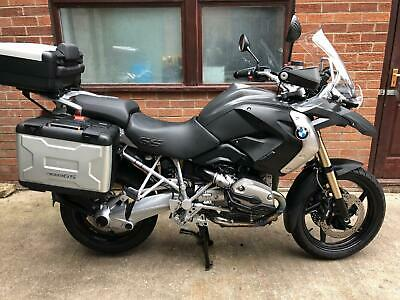 2008 58 Plate - Bmw R-1200Gs R1200Gs - Full Luggage - Abs - Only 18K Miles - Fsh