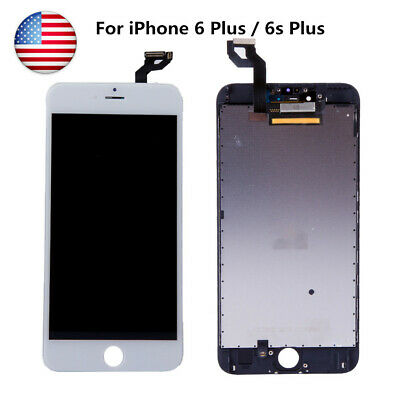Replace LCD Display Touch Screen Digitizer Assembly for iPhone 6 plus/6s Plus US
