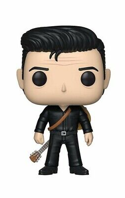 Johnny Cash - Johnny Cash In Black - Funko Pop! Rocks: (2019, Toy NUEVO)