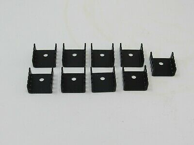 HEATSINK TO-220 LOW HEIGHT BLK Pack of 100 273-AB
