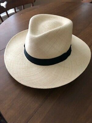 b1752984 Ultimate Panama Hat. UPF 50 Treated for Stain and water resistant Tip  sticker