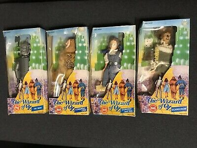 VINTAGE The Wizard Of Oz Collectable Doll Set