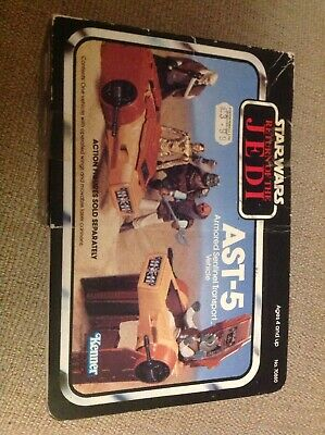 Star Wars-Return Of The Jedi-AST5  Boxed By Kenner 1983 No 70880