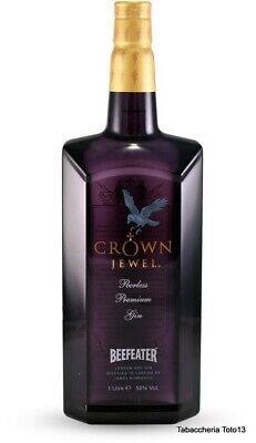 Gin Beefeater Crown Jewel London Dry Vol. 50% Cl.100