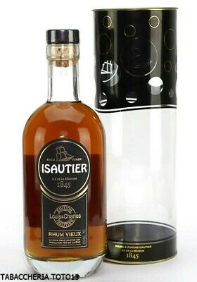 Isautier Rhum Edition Louis & Charles  Vol 45% Cl 70