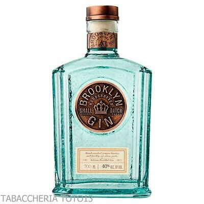 Brooklyn gin Vol.40% Cl.70