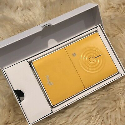 Hiti Pringo P232 Wireless Photo Printer Yellow Mango
