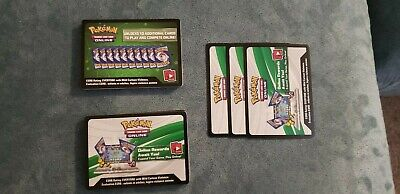 Pokemon TCG Online Code Lot of 46 Unbroken Bonds EMAILED NEW