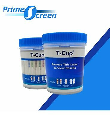 PrimeScreen 12 Panel Drug Test Cup