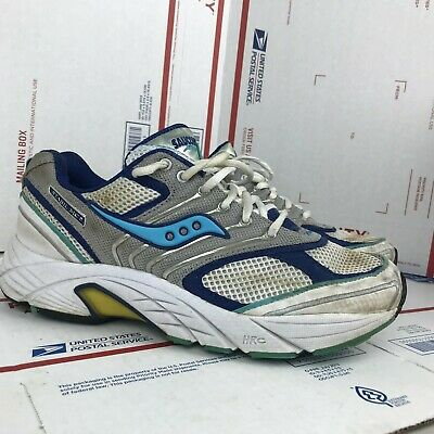 29c88b9c SAUCONY WOMENS STABIL CS 3 Teal Running Shoes 10209-1 Size 9 ...
