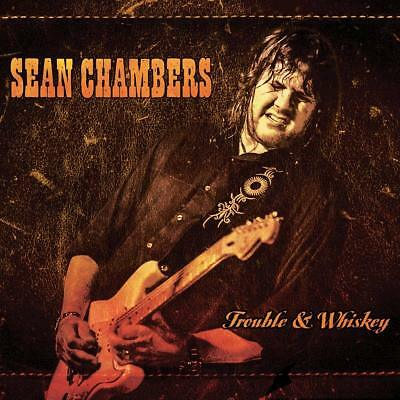 Sean Chambers - Trouble & Whiskey CD
