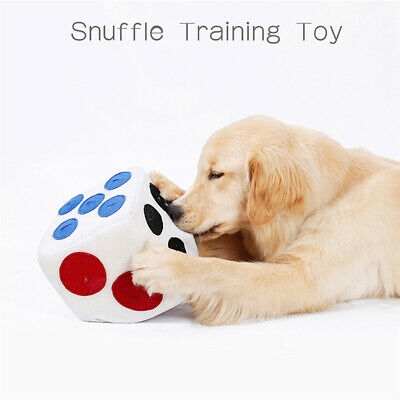 Pets Dog Snuffle Mat Pet Stress Release Encourage Training Sniffing Toy Washable