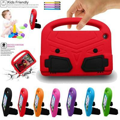 Kids Shockproof EVA Foam Stand Cover Case For Amazon Fire 7 HD8 2015 2017 2018