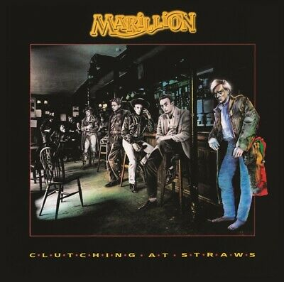 Marillion - Clutching At Straws (2018 Re-Mix) CD Parlophone Label Group (PL NEU