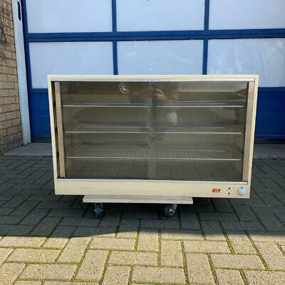LEEC Heated Drying Cabinet Oven for Lab Glassware
