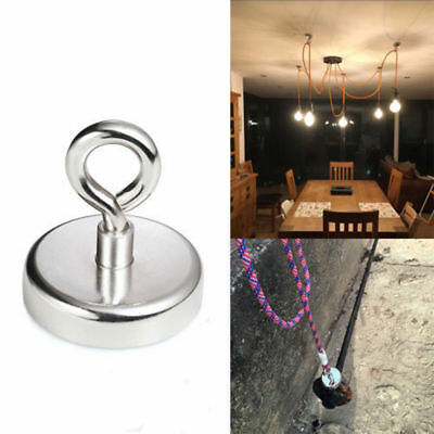 Super Strong Retrieving Treasure Hunt Pull Force Fishing Magnet Strong Neodymium